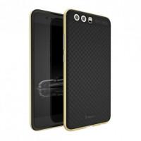Чехол iPaky TPU+PC для Huawei P10 PlusЧерный / Золотой