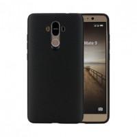 TPU чехол Rock Origin Series (Textured) для Huawei Mate 9Черный / Black