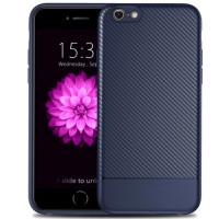 "TPU чехол iPaky Musy Series для Apple iPhone 6/6s plus (5.5"")Синий"