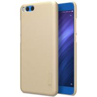 Чехол Nillkin Matte для Xiaomi Mi Note 3 (+ пленка)Золотой