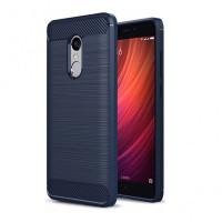 TPU чехол iPaky Slim Series для Xiaomi Redmi 5 Plus / Redmi Note 5 GlobalСиний