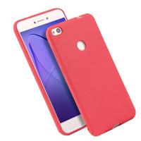 Силиконовый чехол Candy для Xiaomi Mi Max 2Красный