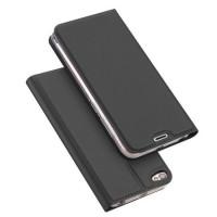Чехол-книжка Dux Ducis с карманом для визиток для Xiaomi Redmi Note 5A / Redmi Y1 LiteСерый