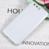 TPU чехол Mercury iJelly Metal series для Huawei P10Серебряный