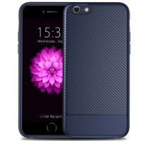 "TPU чехол iPaky Musy Series для Apple iPhone 7 / 8 (4.7"") Синий"