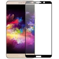 Защитное стекло 2.5D CP+ на весь экран (цветное) для Huawei Mate 10Черный