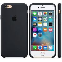 """(Copy) Оригинальный силиконовый чехол для Apple iPhone 6/6s plus (5.5"""")Черный / Black"""