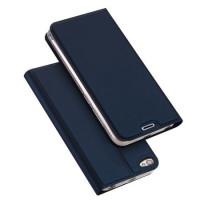 Чехол-книжка Dux Ducis с карманом для визиток для Xiaomi Redmi Note 5A / Redmi Y1 LiteСиний