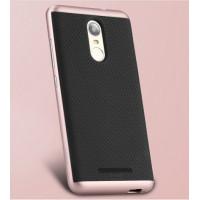 Чехол iPaky TPU+PC для Xiaomi Redmi Note 3 / Redmi Note 3 ProЧерный / Rose Gold