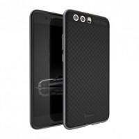 Чехол iPaky TPU+PC для Huawei P10 PlusЧерный / Серый