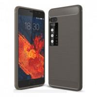 TPU чехол Caseology Slim для Meizu Pro 7 PlusСерый