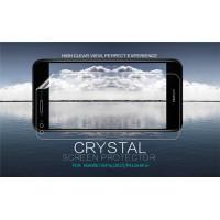 Защитная пленка Nillkin Crystal для Huawei Y6 Pro (2017) / P9 Lite Mini / Nova Lite (2017)Анти-отпечатки