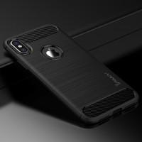 "TPU чехол iPaky Slim Series для Apple iPhone X (5.8"")Черный"