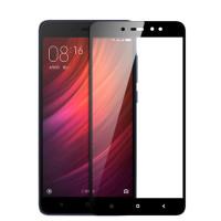 Защитное цветное стекло Mocolo (CP+) на весь экран для Xiaomi Redmi Note 5A Prime / Redmi Y1Черный