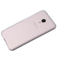 Силиконовый чехол Candy для Meizu M6sБелый