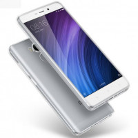 TPU чехол Ultrathin Series 0,33mm для Xiaomi Redmi 4 Pro / Redmi 4 PrimeБесцветный (прозрачный)