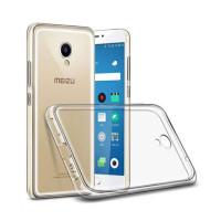 TPU чехол Ultrathin Series 0,33mm для Meizu M5 NoteБесцветный (прозрачный)