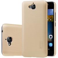 Чехол Nillkin Matte для Huawei Y6 Pro / Honor Play 5X / Enjoy 5 (+ пленка)Золотой