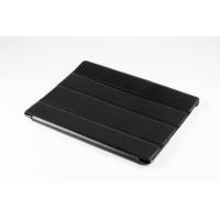 Кожаный чехол-книжка TTX (Super slim) для Apple Ipad 2/3/4Черный
