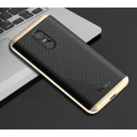 Чехол iPaky TPU+PC для Xiaomi Redmi 5 Plus / Redmi Note 5 GlobalЧерный / Золотой