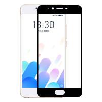 Защитное цветное стекло Mocolo (CP+) на весь экран для Meizu E2Черный