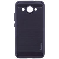 TPU чехол iPaky Slim Series для Huawei Y3 (2017)Черный