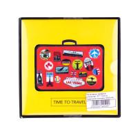 """Портативное зарядное устройство """"ST"""" 12mm в подарочной упаковке (5000mAh 2.1A)Багаж"""
