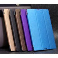 Кожаный чехол-книжка TTX Elegant Series для Apple IPAD 2/3/4Золотой