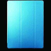 "Кожаный чехол-книжка TTX Elegant Series для Apple iPad Pro 12,9""Голубой"