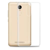 TPU чехол Ultrathin Series 0,33mm для Xiaomi Redmi Note 3 / Redmi Note 3 ProБесцветный (прозрачный)