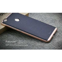 Чехол iPaky TPU+PC для Xiaomi Mi MaxЧерный / Rose Gold