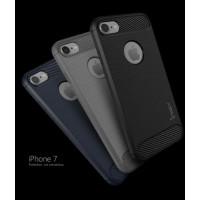 "TPU чехол iPaky Slim Series для Apple iPhone 7 / 8 (4.7"") Серый"