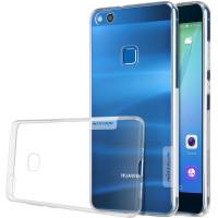 TPU чехол Nillkin Nature Series для Huawei P10 LiteБесцветный (прозрачный)