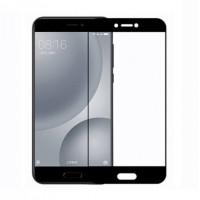 Защитное стекло 2.5D CP+ на весь экран (цветное) для Xiaomi Mi 5cЧерный