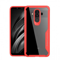TPU+PC чехол iPaky Luckcool Series для Huawei Mate 10 proКрасный