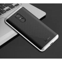 Чехол iPaky TPU+PC для Xiaomi Redmi 5 Plus / Redmi Note 5 GlobalЧерный / Серебряный