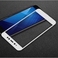 Защитное цветное стекло Mocolo (CP+) на весь экран для Xiaomi Redmi Note 5A / Redmi Y1 LiteБелый