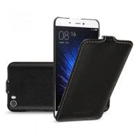 Кожаный чехол (флип) TETDED для Xiaomi MI5 / MI5 ProЧерный / Black