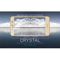 Защитная пленка Nillkin Crystal для Huawei Y5 II / Honor Play 5Анти-отпечатки