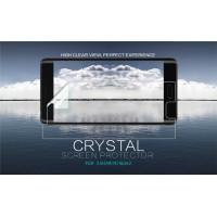 Защитная пленка Nillkin Crystal для Xiaomi Mi Note 2Анти-отпечатки