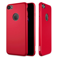"TPU чехол Baseus Mystery Ultrathin для Apple iPhone 7 / 8 (4.7"") Красный"