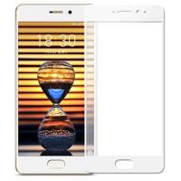 Защитное стекло 2.5D CP+ на весь экран (цветное) для Meizu Pro 7Белый