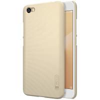 Чехол Nillkin Matte для Xiaomi Redmi Note 5A / Redmi Y1 Lite (+ пленка)Золотой