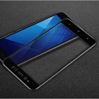 Защитное цветное стекло Mocolo (CP+) на весь экран для Xiaomi Redmi Note 5A / Redmi Y1 LiteЧерный