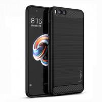 TPU чехол iPaky Slim Series для Xiaomi Mi Note 3Черный