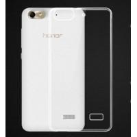 TPU чехол Ultrathin Series 0,33mm для Huawei Honor 4CБесцветный (прозрачный)