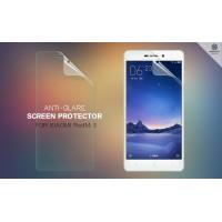 Защитная пленка Nillkin для Xiaomi Redmi 3 / Redmi 3 Pro / Redmi 3sМатовая