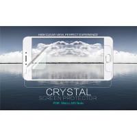 Защитная пленка Nillkin Crystal для Meizu M3 NoteАнти-отпечатки