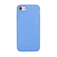 "TPU чехол KMC для Apple iPhone 7 / 8 (4.7"") Голубой"