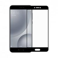 Защитное цветное стекло Mocolo (CP+) на весь экран для Xiaomi Mi 5cЧерный
